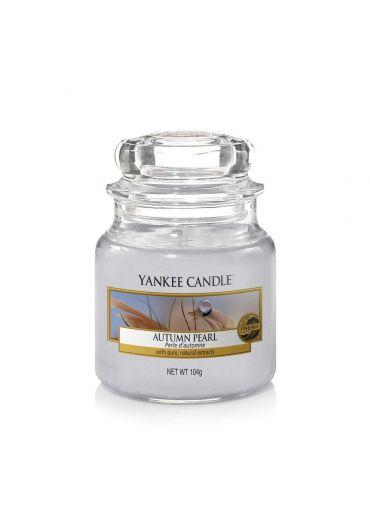 Lumanare parfumata mica Jar - Autumn Pearl