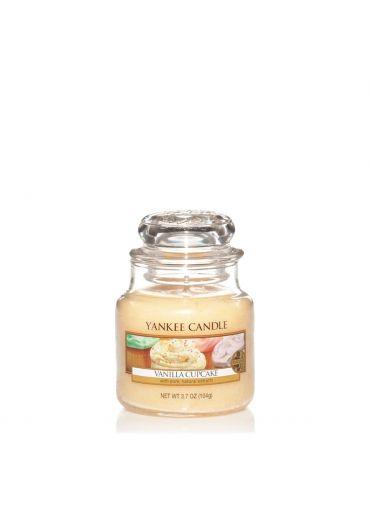 Lumanare parfumata mica Jar - Vanilla Cupcake
