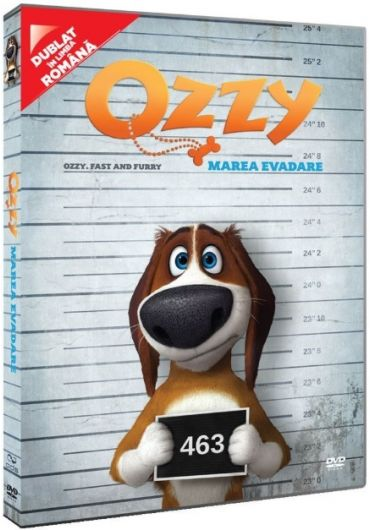 Ozzy. Marea evadare/Ozzy. Fast and Furry DVD