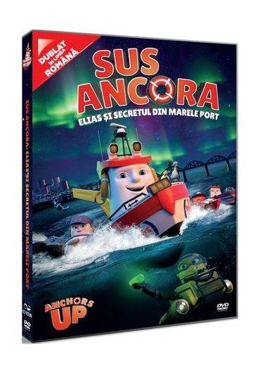 Sus Ancora! Elias si Secretul din Marele Port/Anchors Up DVD