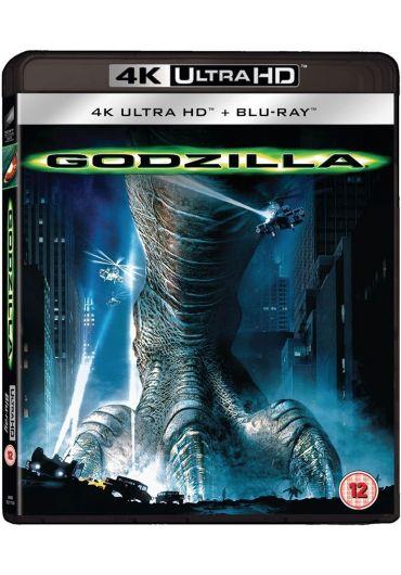 Godzilla 4K UHD BD