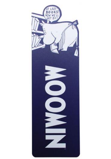 Semn de carte - Moomin - At Last! Books!