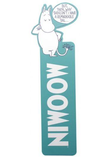 Semn de carte - Moomin - Remarkable Tail