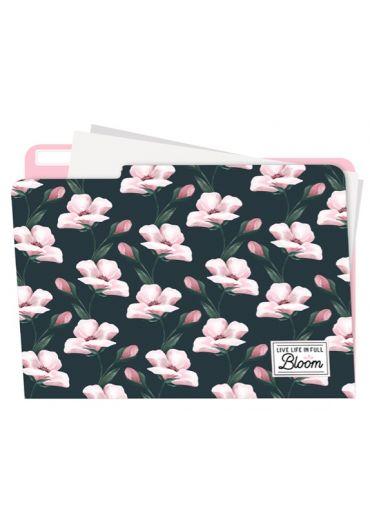 Mapa - Manila Folders - Flower Bloom