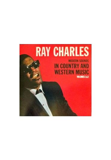Ray Charles - Modern Sounds In Country And Western Music - Volumes 1 & 2 CD