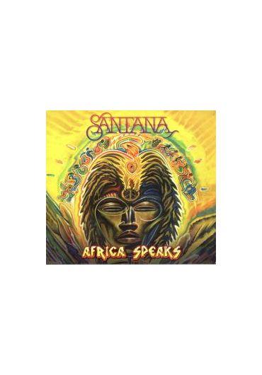 Santana - Africa Speaks CD