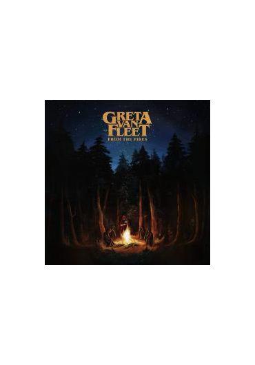 Greta Van Fleet - From the Fires CD