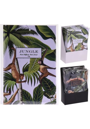 Pliculete parfumate 15gr - Jungle