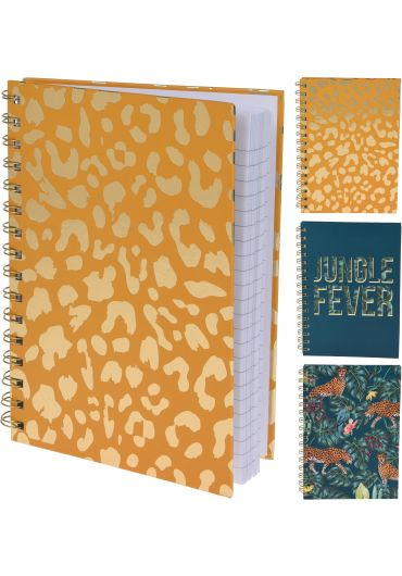 Notebook A5 cu spira - Lush