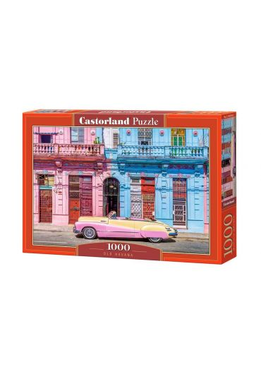 Puzzle 1000 piese Old Havana