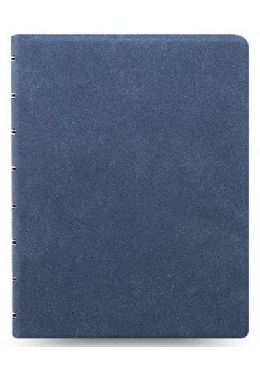 Notebook A5 Architexture cu spirala si rezerve - Blue Suede