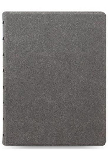 Notebook A5 Architexture cu spirala si rezerve - Concrete
