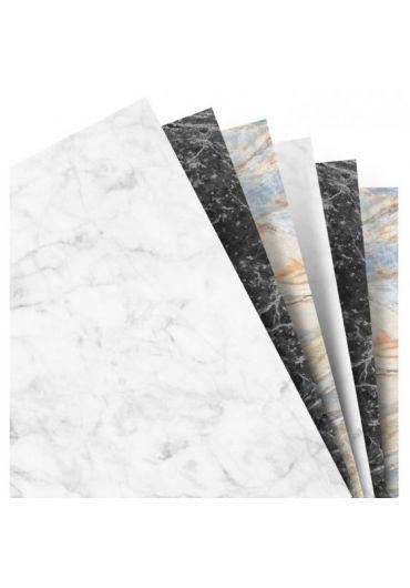 Rezerva hartie Notebook A5 Marble - Marmura