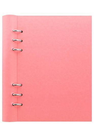 Clipbook Classic A5 cu inel si rezerve - Pink