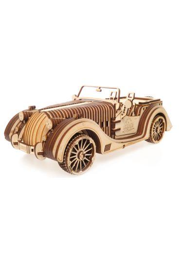 Puzzle 3D lemn - Roadster VM-01