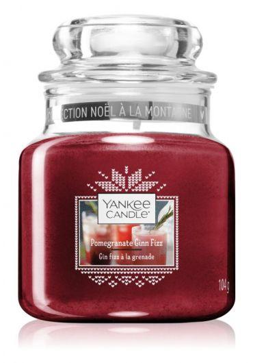 Lumanare parfumata mica Jar - Pomegranate Gin Fizz