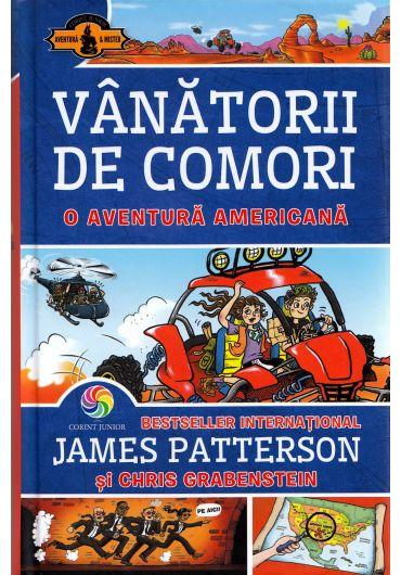 Vanatorii de comori. O aventura americana. Vol. 6