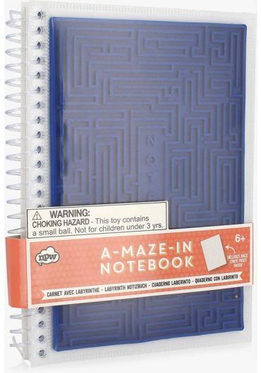 Carnet - Maze-in Notebook