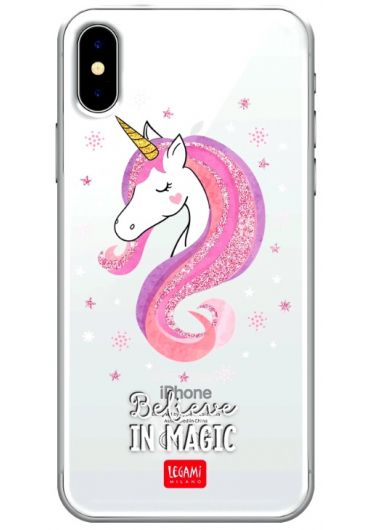 Carcasa de Iphone X/XS - Unicorn