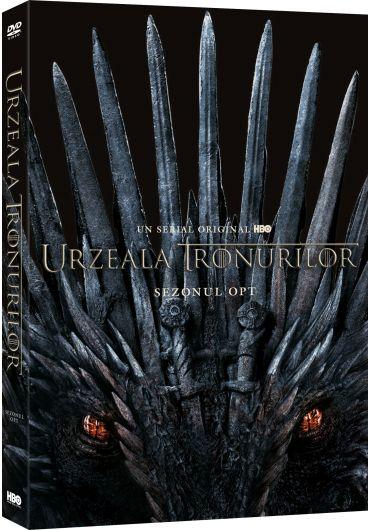 DVD Pachet Urzeala Tronurilor sez 8