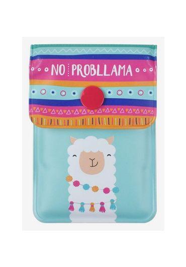 Scrumiera portabila - No probLlama