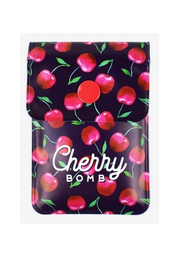 Scrumiera portabila - Cherry Bomb