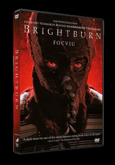 Brightburn/Focviu DVD
