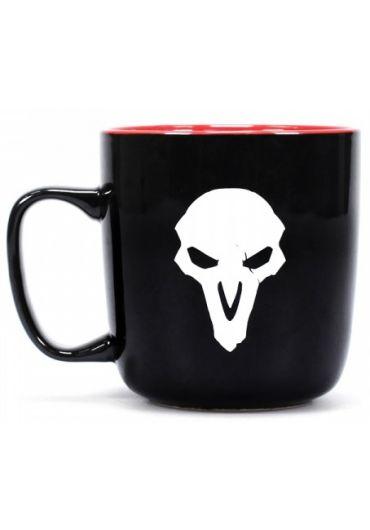 Cana ceramica - Overwatch (Reaper)