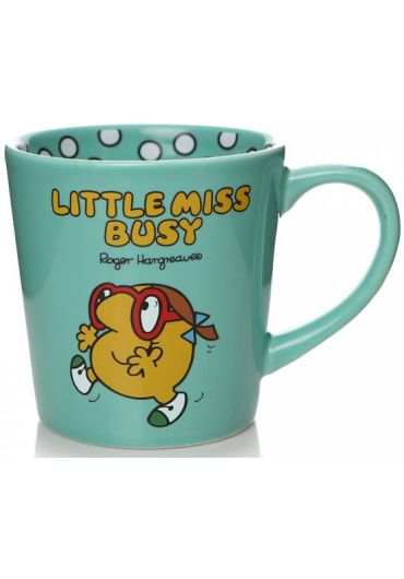 Cana ceramica - Little Miss (Busy) Turquoise