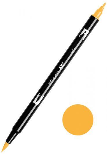 Marker Tombow ABT Dual Brush Chrome Orange