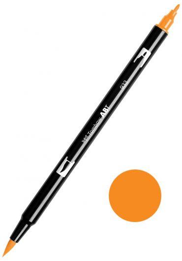 Marker Tombow ABT Dual Brush Orange