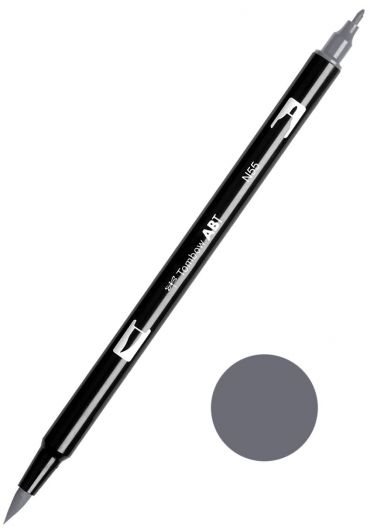 Marker Tombow ABT Dual Brush Cool Gray 7
