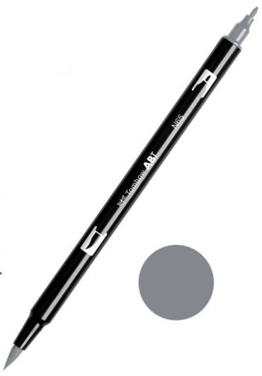 Marker Tombow ABT Dual Brush Cool Gray 5