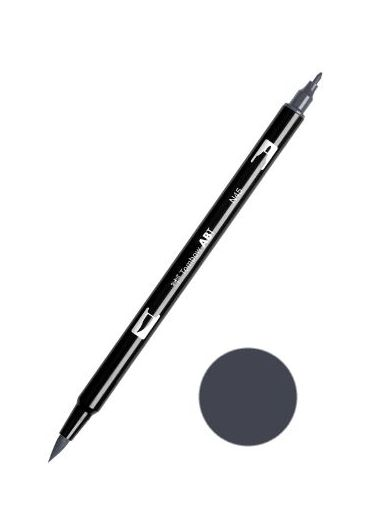 Marker Tombow ABT Dual Brush Cool Gray 10
