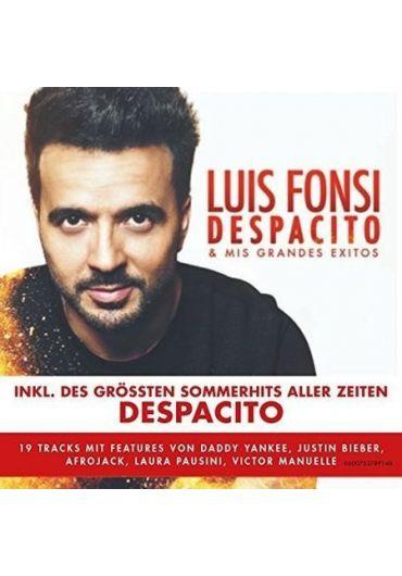 Luis Fonsi ?– Despacito & Mis Grandes Exitos (CD)