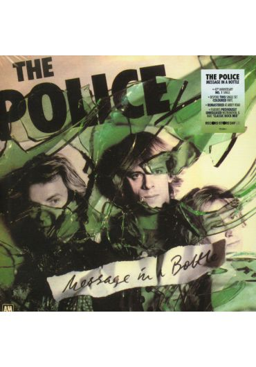 The Police ?– Message In A Bottle - LP