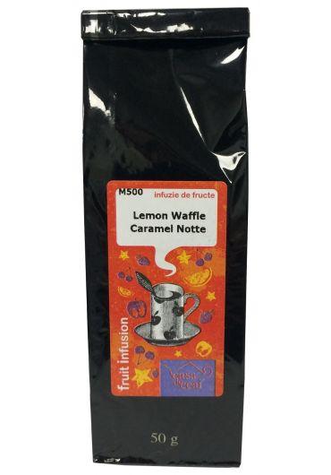 Ceai Lemon Waffle Caramel Notte M500