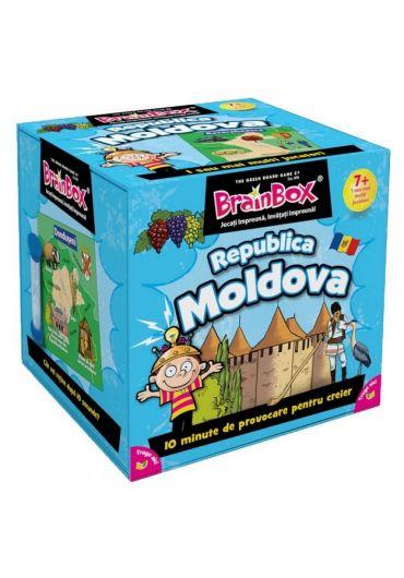 Joc BrainBox - Republica Moldova