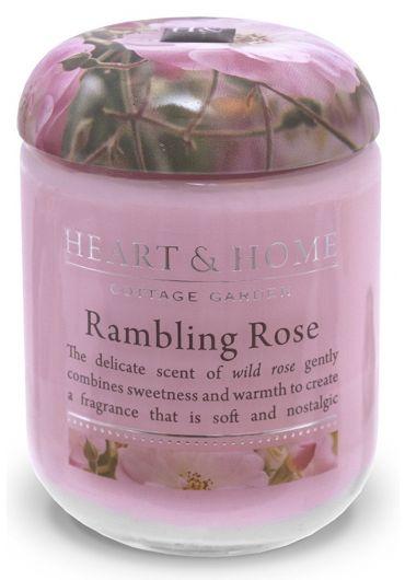 Lumanare parfumata Jar - Rambling Rose