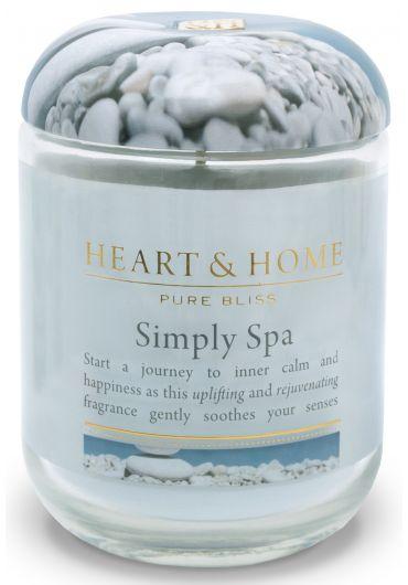 Lumanare parfumata Jar - Simply Spa