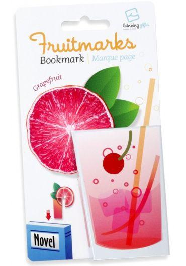 Semn de carte - Fruitmaks Grapefruit
