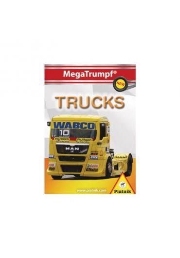 Carti de joc Megatrumpf Trucks