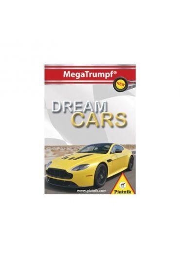 Carti de joc Megatrumpf Dream Cars