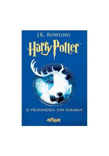 Harry Potter si Prizonierul din Azkaban - Vol. 3