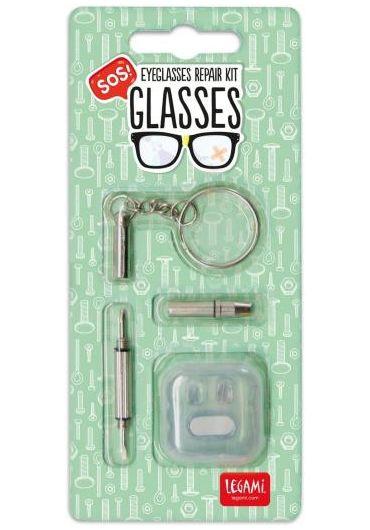Kit reparat ochelari - SOS Eyeglasses Repair Kit