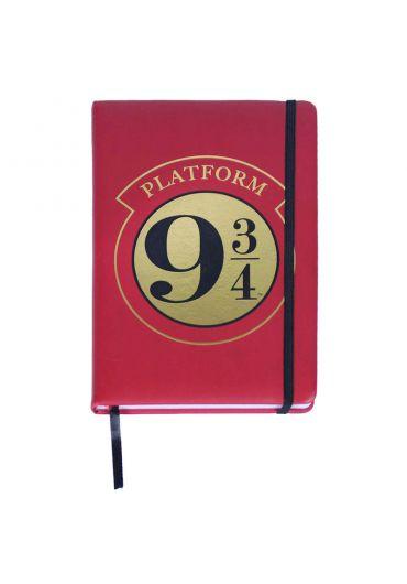 Caiet Premium Harry Potter Platform 9 & 3/4