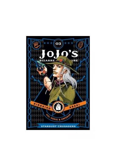 JoJo's Bizarre Adventure - Part 3 Stardust Crusaders vol. 3