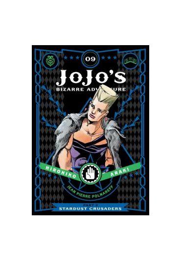 JoJo's Bizarre Adventure - Part 3 Stardust Crusaders vol. 9