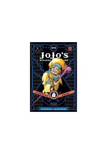 JoJo's Bizarre Adventure - Part 3 Stardust Crusaders Vol. 4