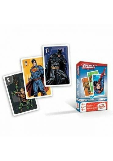 Carti de joc Justice League